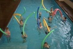 Olimpići na bazenu