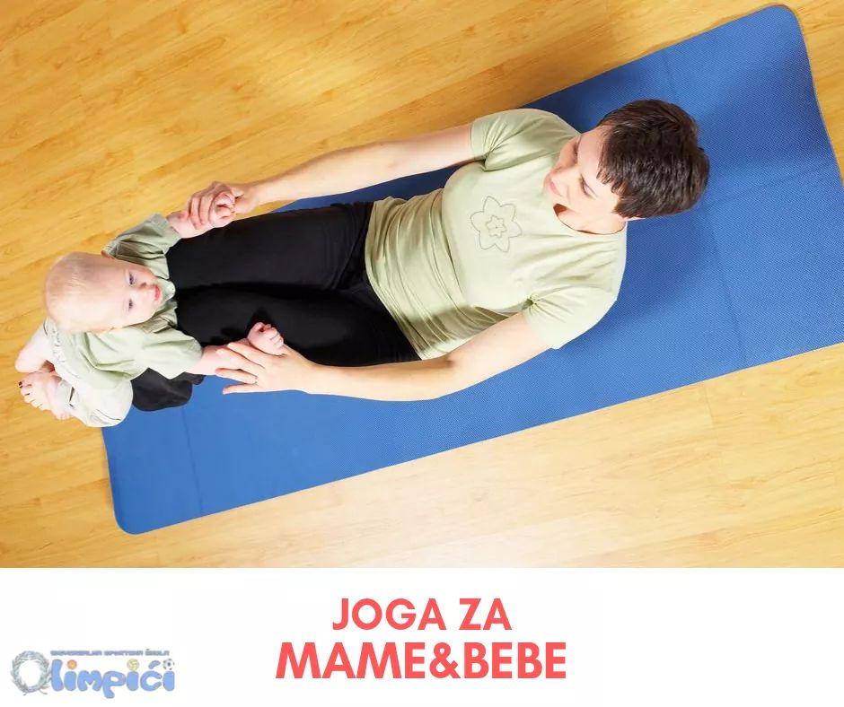 Vježbanje za mame i bebe